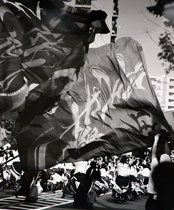 入選 「大旗」